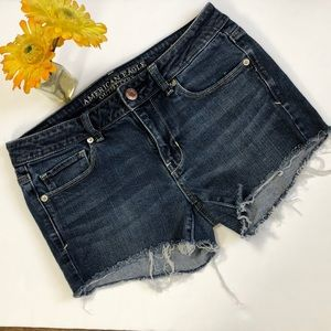 American Eagle Skinny Court Short Size 8